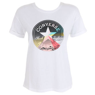 t-shirt street donna - New Wave Cp Easy - CONVERSE, CONVERSE