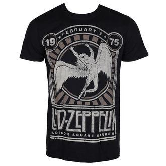 t-shirt metal uomo Led Zeppelin - MADISON SQ GARDEN - LIVE NATION, LIVE NATION, Led Zeppelin