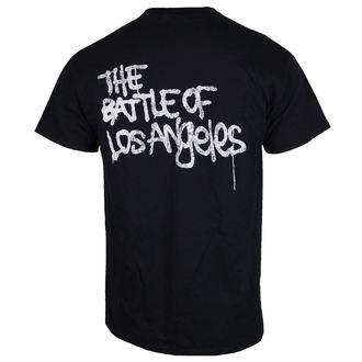 t-shirt metal uomo Rage against the machine - BLACK - LIVE NATION, LIVE NATION, Rage against the machine