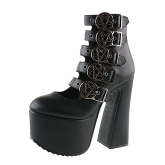 scarpe con il tacco donna - Burial - KILLSTAR, KILLSTAR