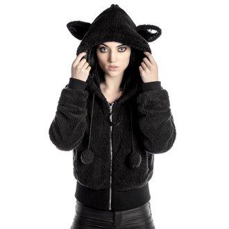 felpa con capuccio donna - Satanicat - KILLSTAR