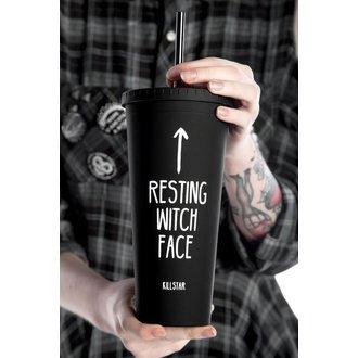 tazza KILLSTAR - Resting Witch - Nero, KILLSTAR
