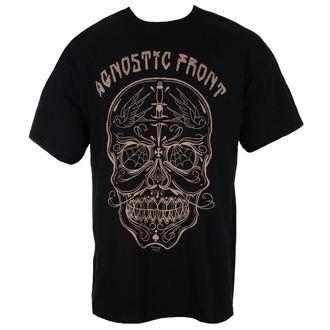 t-shirt uomo AGNOSTIC FRONT - SUGAR SKULL - RAGEWEAR, RAGEWEAR, Agnostic Front