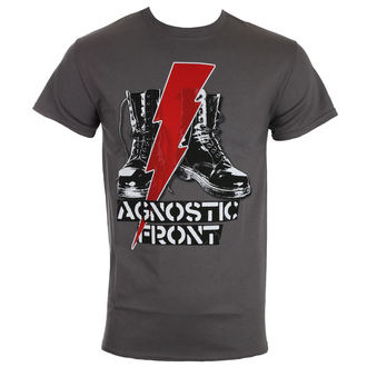 t-shirt metal uomo Agnostic Front - BLITZ BOOTS - RAGEWEAR, RAGEWEAR, Agnostic Front