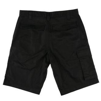 Pantaloncini uomo AGNOSTIC FRONT - LOWER EASTSIDE - Nero - RAGEWEAR, RAGEWEAR, Agnostic Front