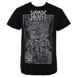 t-shirt metal uomo Napalm Death - Manslyer - RAGEWEAR, RAGEWEAR, Napalm Death