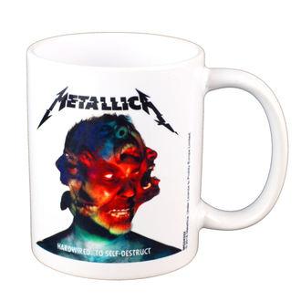 tazza METALLICA - PYRAMID POSTERS, PYRAMID POSTERS, Metallica