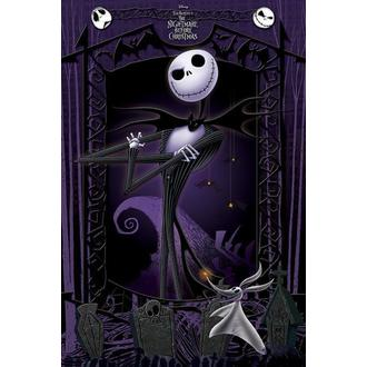 manifesto Nightmare Before Christmas - PYRAMID POSTERS, PYRAMID POSTERS