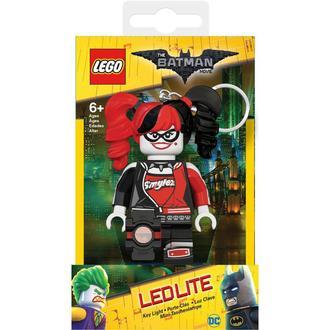 portachiavi (pendente) Lego Batman - Harley Quinn, NNM