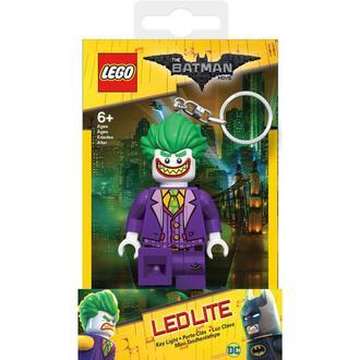 portachiavi ad anello (pendente) Lego Batman - Joker, NNM