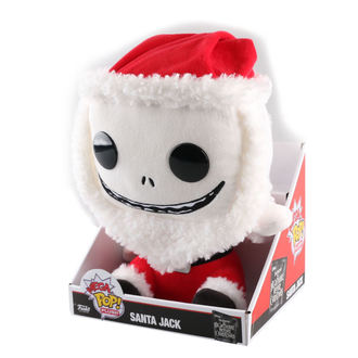 felpa giocattolo Nightmare Before Christmas - Santa, NIGHTMARE BEFORE CHRISTMAS