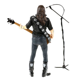 Azione figura Motörhead - Lemmy Kilmister - Nero scegliere Guardia Chitarra, Motörhead