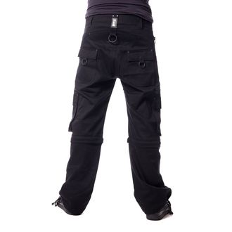 pantaloni uomini VIXXSIN - KILLIAN - 2 MODO NERO, VIXXSIN