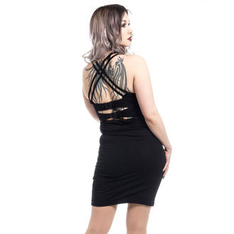 vestito donna VIXXSIN - RENITA - NERO, VIXXSIN