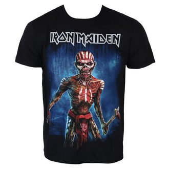 t-shirt metal uomo Iron Maiden - Black - ROCK OFF, ROCK OFF, Iron Maiden
