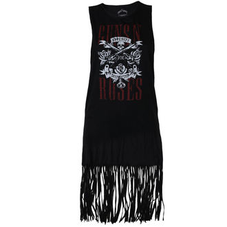vestito donna Guns N' Roses - AFD - Nero - ROCK OFF, ROCK OFF, Guns N' Roses