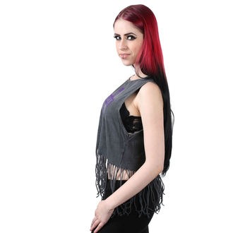 top donna Black Sabbath - Babydoll - carbonizzare - ROCK OFF, ROCK OFF, Black Sabbath