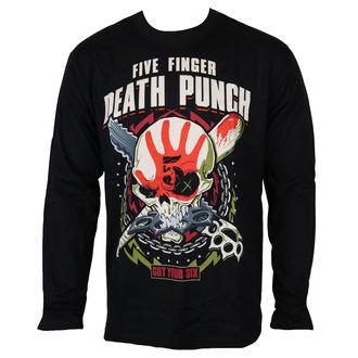 t-shirt metal uomo Five Finger Death Punch - Black - ROCK OFF, ROCK OFF, Five Finger Death Punch