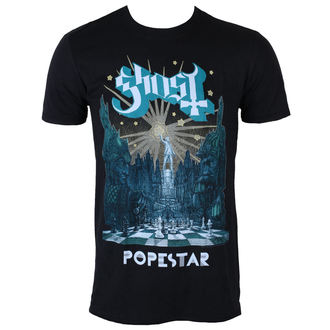 t-shirt metal uomo Ghost - Lightbringer Tour 2017 - ROCK OFF, ROCK OFF, Ghost