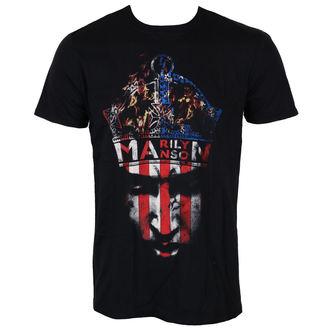 t-shirt metal uomo Marilyn Manson - Crown - ROCK OFF, ROCK OFF, Marilyn Manson