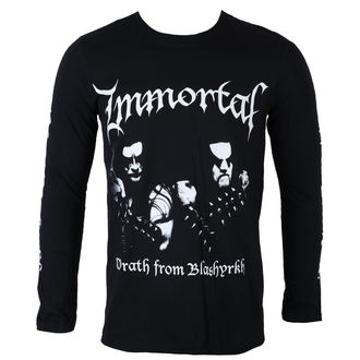 t-shirt metal uomo Immortal - Wrath - NUCLEAR BLAST, NUCLEAR BLAST, Immortal
