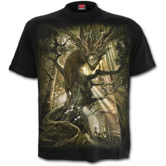 t-shirt uomo - DRAGON FOREST - SPIRAL, SPIRAL