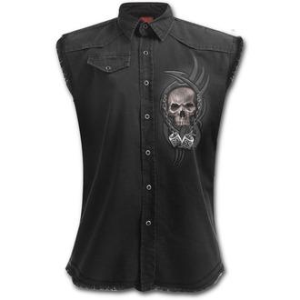 camicia uomini senza maniche SPIRAL - BOSS REAPER - Nero, SPIRAL