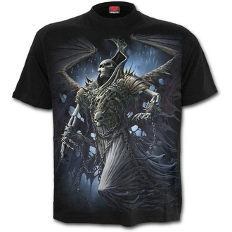 t-shirt uomo - WINGED SKELTON - SPIRAL, SPIRAL