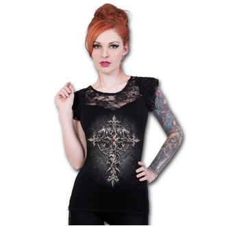 t-shirt donna - CUSTODIAN - SPIRAL