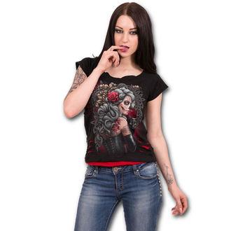 t-shirt donna - DEAD TATTOO - SPIRAL, SPIRAL