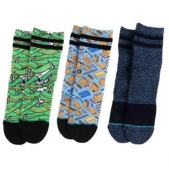 calzini bambini (3 coppie) Thrasher - MULTI