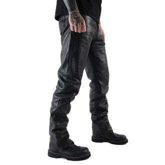 pantaloni pelle uomini MOTOR, MOTOR