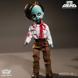 Bambola alba Di Il Defunto - Plaid shirt zombie - Living Dead Dolls, LIVING DEAD DOLLS, Dawn of the Dead