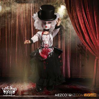 bambola Madame le dead - Living Dead Dolls, LIVING DEAD DOLLS
