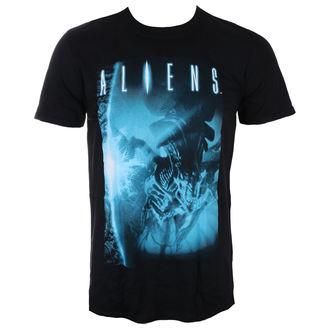 t-shirt film uomo Alien - Vetřelec - BLUE BLACK - LIVE NATION, LIVE NATION, Alien - Vetřelec