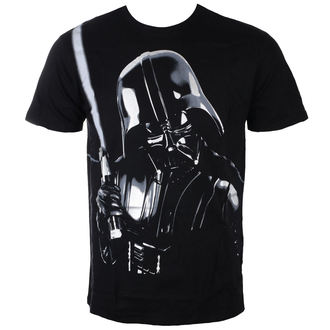 t-shirt film uomo Star Wars - BIG VADER SILVER - LEGEND, LEGEND