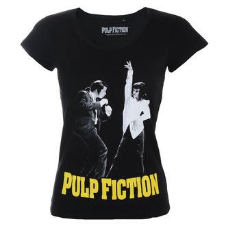 t-shirt film donna Pulp Fiction - MIA AND VINCENT DANCE - LEGEND, LEGEND