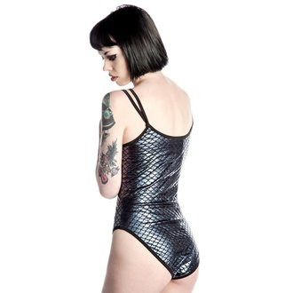 costume da bagno donne KILLSTAR - Drucilla Lost Lagoon - Nero, KILLSTAR