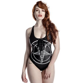 costume da bagno donna KILLSTAR - Allura - Nero, KILLSTAR