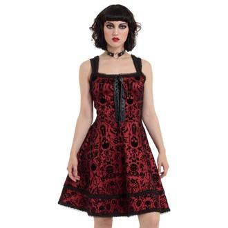 vestito donne JAWBREAKER - Dark Damask