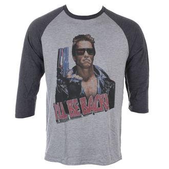 t-shirt film uomo Terminator - I'LL BE BACK - AMERICAN CLASSICS, AMERICAN CLASSICS, Terminator