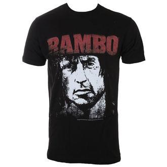 maglietta uomini RAMBO - Red&White, AMERICAN CLASSICS