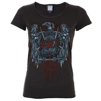t-shirt metal donna Slayer - AMPLIFIED - AMPLIFIED, AMPLIFIED, Slayer