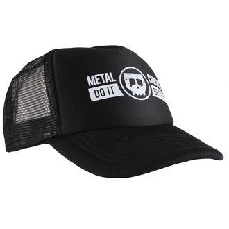 berretto METAL CHICKS DO IT BETTER - Skull - Logo - Nero, METAL CHICKS DO IT BETTER