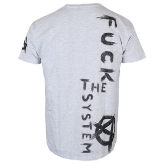 t-shirt uomo - Fuck the System - ALISTAR, ALISTAR
