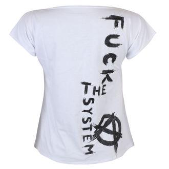 t-shirt donna - Fuck the System - ALISTAR, ALISTAR
