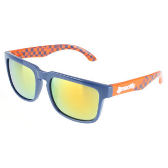 occhiali da sole  Meatfly - Rush B – Blue Orange, MEATFLY
