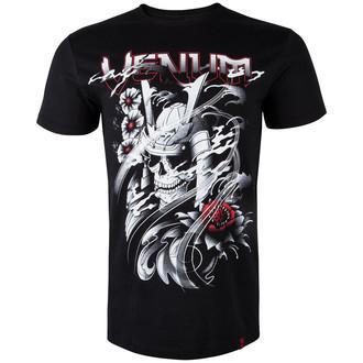 t-shirt street uomo - Samurai Skull - VENUM, VENUM
