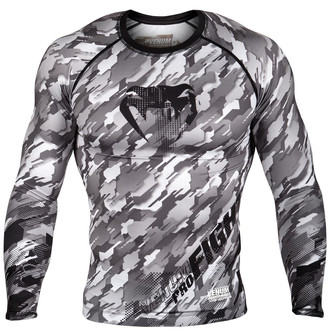 t-shirt street uomo - Tecmo Rashguard - VENUM, VENUM