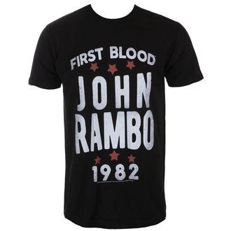 maglietta uomo RAMBO - STARS, AMERICAN CLASSICS
